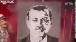 Yeteneksizsiniz Recep Tayyip Erdoğan Resmi