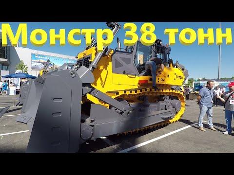 Монстр из Челябинска- бульдозер ДСТ Урал и как борются с борщевиком.