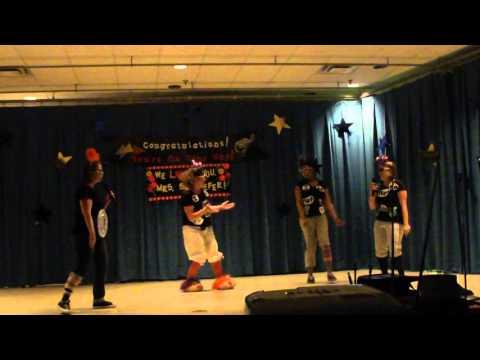 2013 Deep Run Elementary School Dr  Suess rap