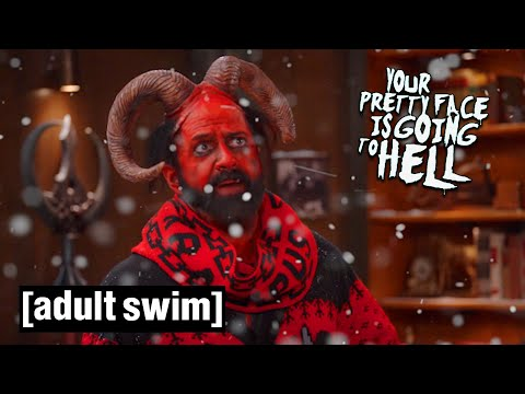 Your Pretty Face Is Going To Hell | Die Ewige Sitcom | Adult Swim