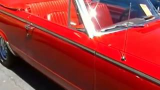my new old car 1964 dodge dart 270 convertible