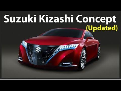 Suzuki Kizashi Concept Updated Youtube