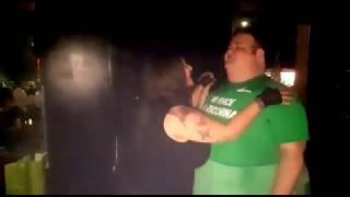 Smargy balla e canta CIAONE con Francesco Nozzolino