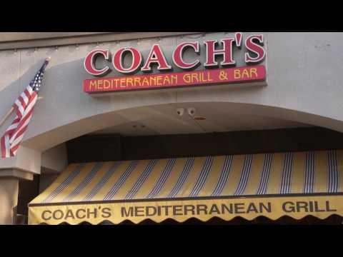 BID Spotlight Coach's Mediterranean Grill And Bar