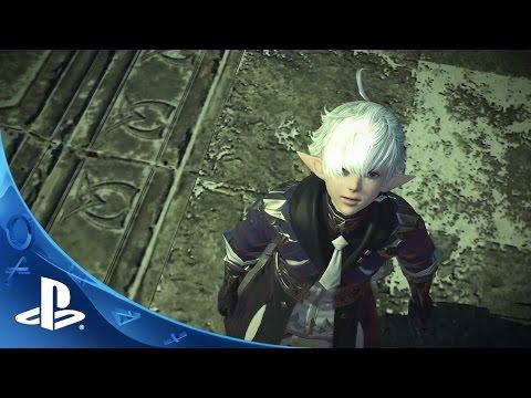 FINAL FANTASY XIV: Heavensward - Patch 3.3: Revenge of the Horde Trailer   PS4, PS3