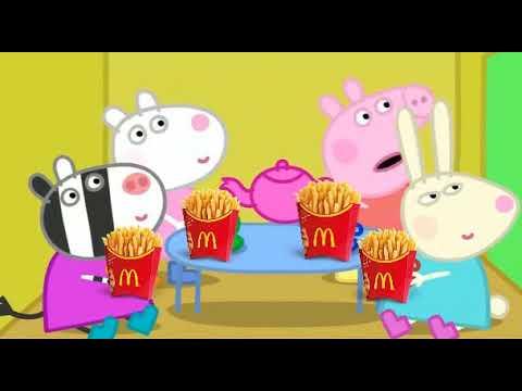 Mlg Peppa Pig Dens Bad