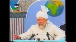 Friday Sermon 28 July 1995