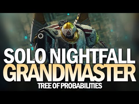 Solo Grandmaster Nightfall Tree Of Probabilities [Destiny 2]