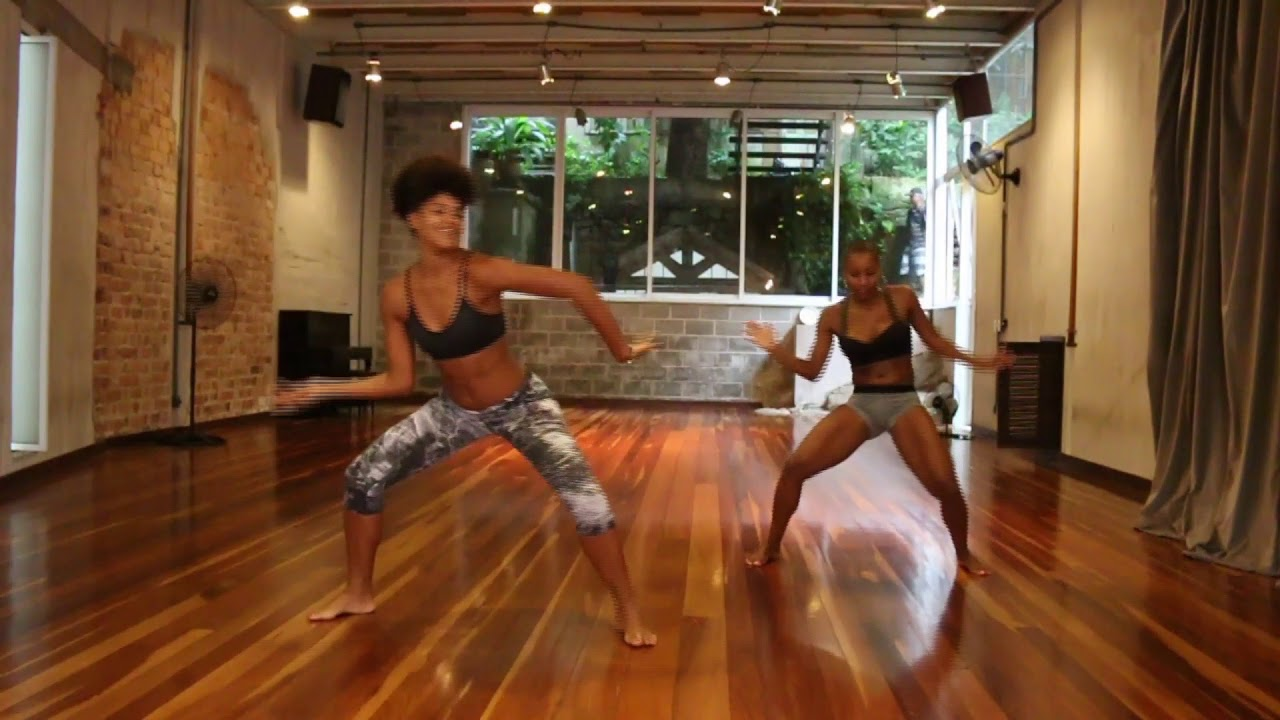 5 Minutes Full Body Toning by Afrovibe™