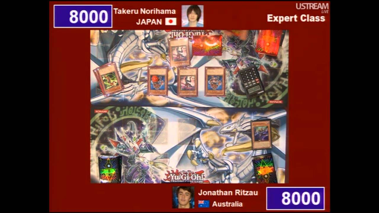 Yu-Gi-Oh! World Championship 2012 - Round 3: Takeru ...