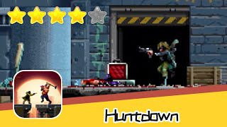 Huntdown Day4 Walkthrough Intense And Extremely Fun Recommend index four stars
