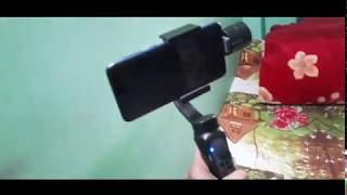 Hello guyz I Unbox a Gimbal which is old but good. I don't know how it was. If I did any mistake please forgive me And must be support me as your brother.