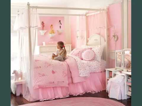 Pink Color Decoration Room Interior Picture Collection - YouTube