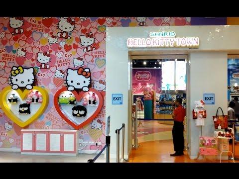SANRIO Hello Kitty Town @ Johor Bahru, Malaysia (4k UHD)