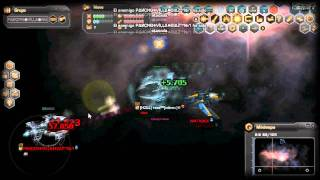 DarkOrbit 2012 Massacre Vs Eic