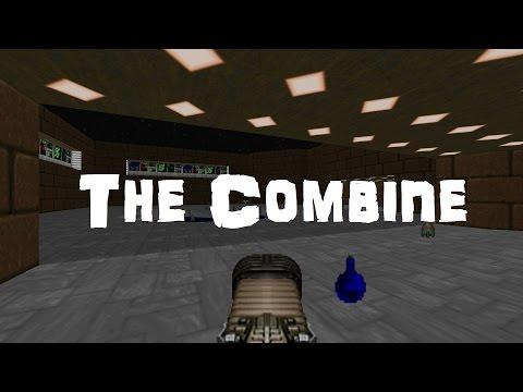 Master Levels for Doom II - The Combine |