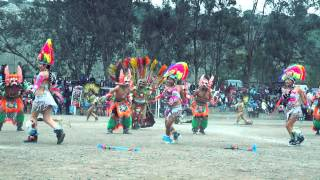 TOBAS (Danza) - Homenaje a la Stma. Virgen de Copacabana - HD