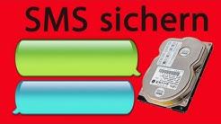 Android SMS Backup erstellen und gesicherte SMS ausdrucken