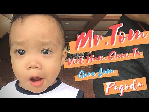 Mr.Tom Travel To VietNam Quoc Tu - Giac Lam Pagoda
