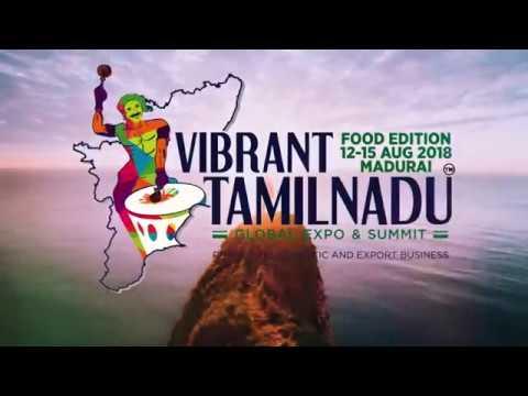 Vibrant Tamilnadu 2018