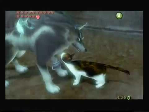 The Legend of Zelda: Twilight Princess Part #30: Sky Ranting