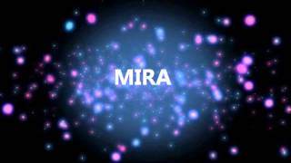 HAPPY BIRTHDAY MIRA!