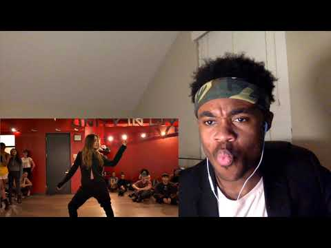 Bishop Briggs   River   Choreography by Galen Hooks   REACTION