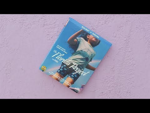 THE FLORIDA PROJECT | Blu-ray + Digital HD | Unboxing