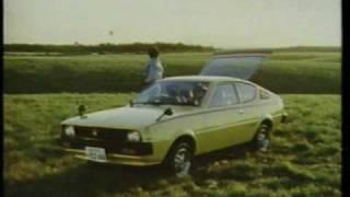 1978 MITSUBISHI LANCER CELESTE Ad
