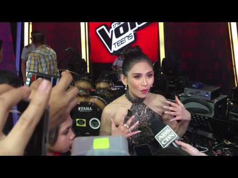 FULL INTERVIEW: Coach Sarah Geronimo and The Voice Teens Champion Jona Soquite