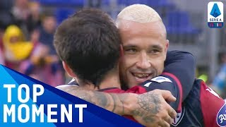 Nainggolan Scores ANOTHER Wonder Strike! | Cagliari 5-2 Fiorentina | Top Moment | Serie A