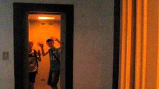 Гонки на лифтах КМЗ
