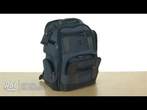 Tumi Alpha Bravo Kingsville Deluxe Brief Pack 0222382AT2 - Overview