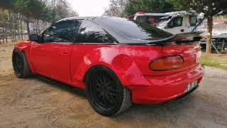Nissan nx coupe nx100 widebody kit