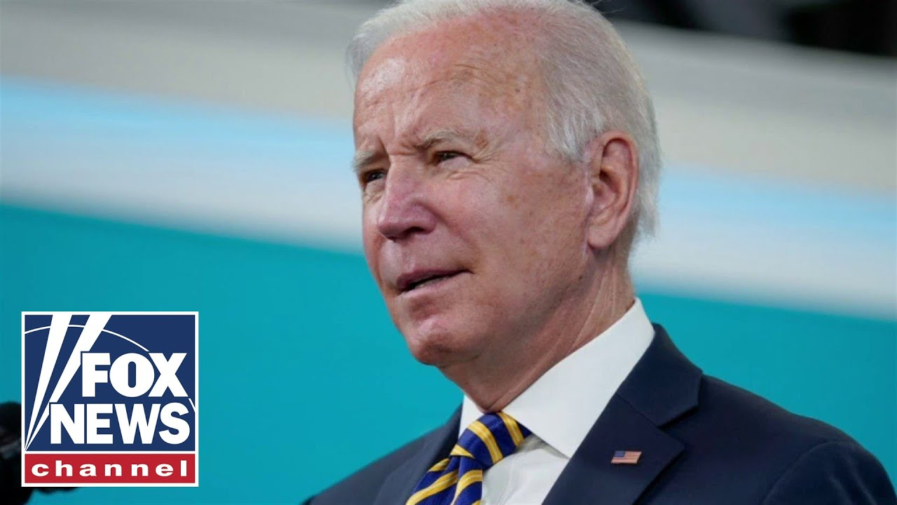 Download 'The Five' react to Biden's plummeting approval rating