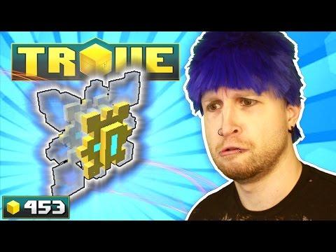 "FORGING GEAR TO STELLAR!? U9 EVERDARK ""END-GAME""!! ✪ Scythe Plays Trove #453"