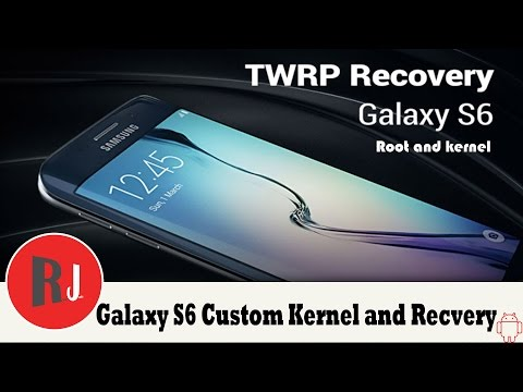 T Mobile Samsung Galaxy S Edge Custom Kernel And Twrp Recovery Install Along With Root