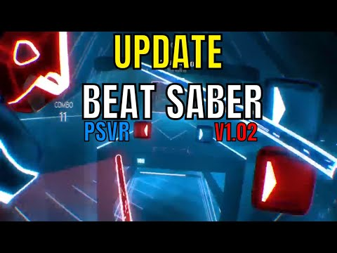 Beat Saber | PSVR | – UPDATE v1 02 & Gameplay | | RealLexi VR