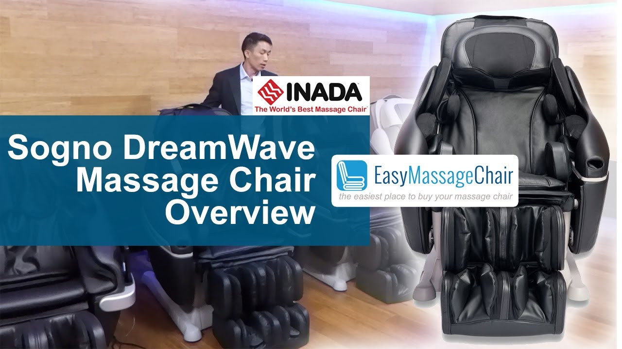 Inada Sogno Dreamwave Massage Chair Inada Sogno Dreamwave Massage Chair