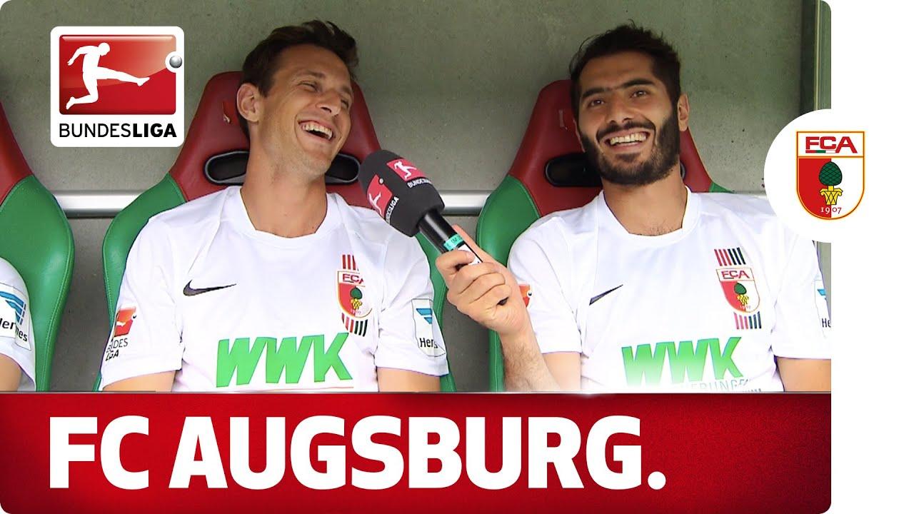 Resultado de imagem para FC Augsburg