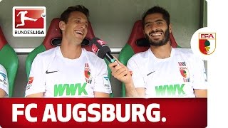 Augsburg Ready Themselves for Europe - FC Augsburg - Behind The Scenes