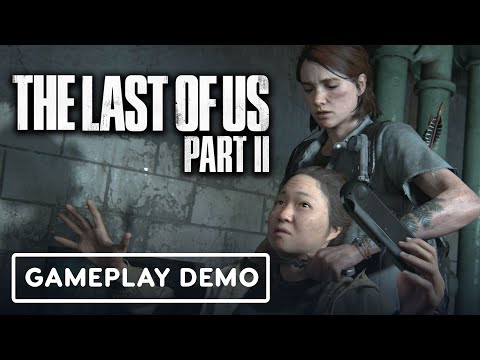 8 Minutes Of The Last Of Us Part 2 Gameplay   State Of Play