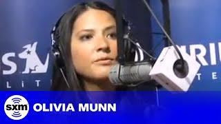 Olivia Munn's Beauty Tips // SiriusXM // Cosmo Radio