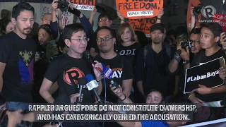 WATCH: Journalists, bloggers rally for press freedom