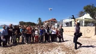 Instameet Camping Playa Paraíso. Marzo 2014