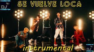 Cnco - *Se Vuelve Loca* (Instrumental) #karaoke