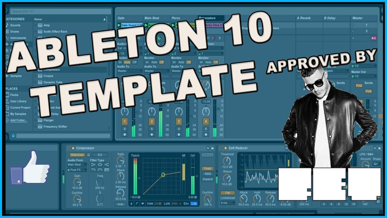 Download Abletunes Phuture Deep House Ableton Live