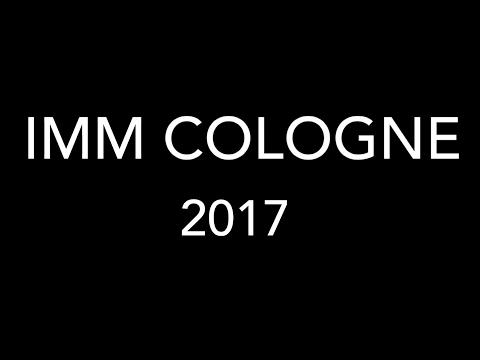 Обзор выставки IMM Cologne - Living Kitchen 2017