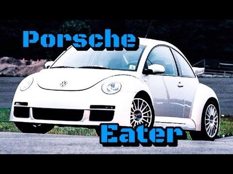 GT6 : Drag Spec - ''Porsche Eater'' [0-60 in 1.6 second] Beetle Drag Setup