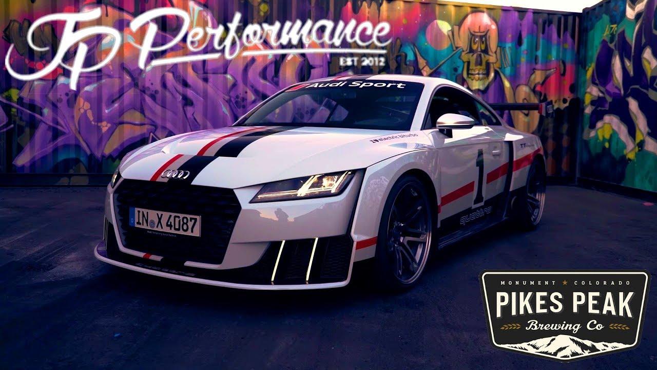 JP Performance Audi TT RS Clubsport & Audi R8 V10   USA ...